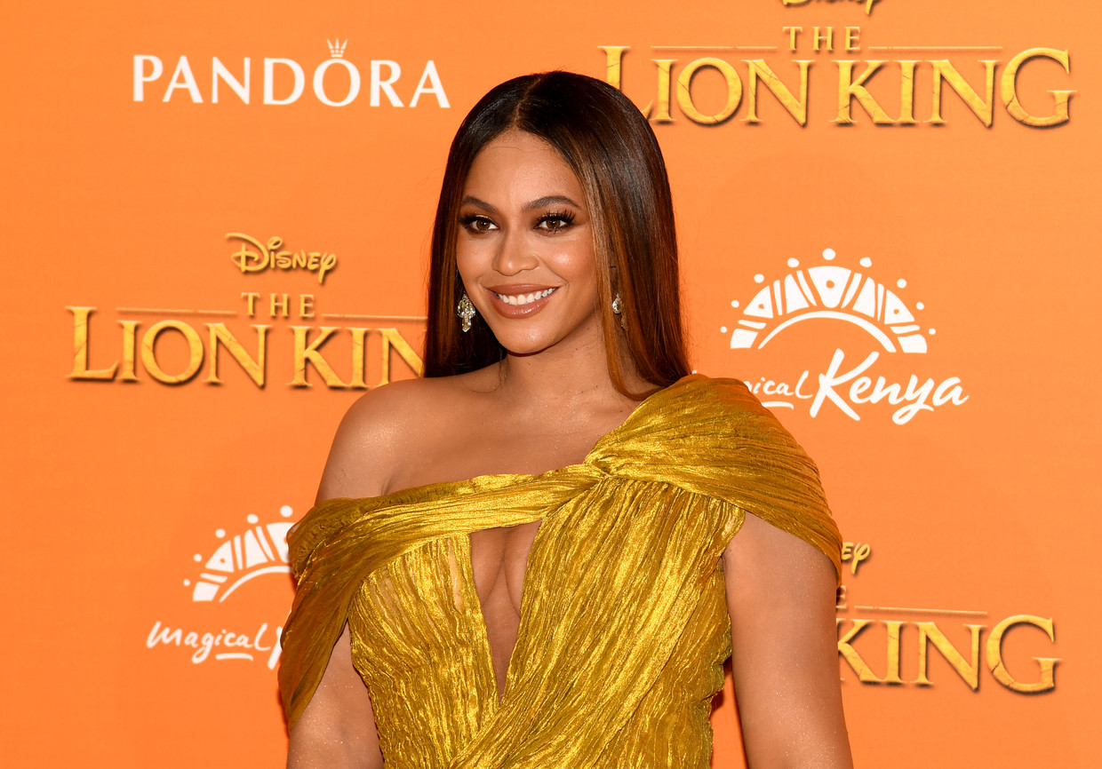 Beyoncé Beeld Gareth Cattermole/Getty Images f