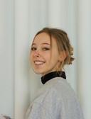 Studente Marthe Bollaert uit Gent