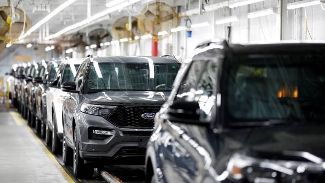 Ford roept 775.000 Explorers terug voor stuurprobleem