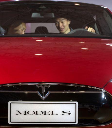 Elektrische auto's: 'China loopt voorop'