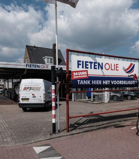 Tankstation langs Oostelijke Randweg blijft splijtzwam in Doetinchem: 'Zoek naar alternatieve locatie'