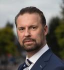 Leefbaar Rotterdam-raadslid Maarten Struijvenberg.