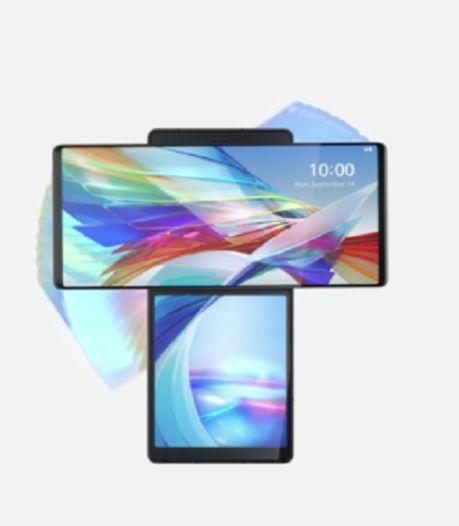 Après les smartphones à écran pliable, voilà les téléphones à écran rotatif