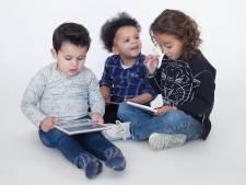 Kinderen zitten voor het eerst niet langer achter een schermpje