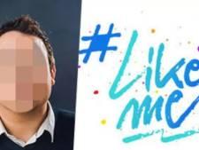 2 jaar voorwaardelijk in plaats van 5 jaar cel: #LikeMe-bedenker krijgt mildere straf in beroep