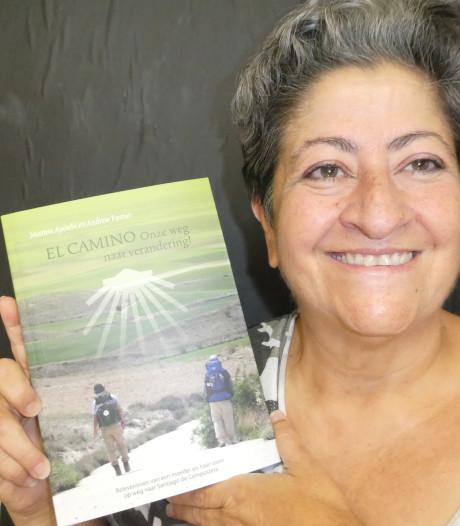 Marom Ayoubi presenteert samen met haar zoon Andrew boek El Camino