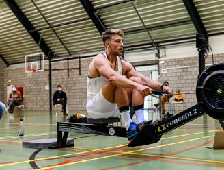 """Ward Lemmelijn roeit in sporthal van Tienen naar wereldtitel indoor: """"Speciaal om wereldkampioen te worden in zaal waarin ik als kind vaak sportte"""""""