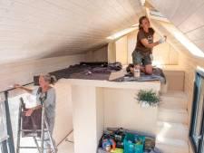 Zeecontainers en stacaravans zijn taboe in tiny house-wijkje in Goes