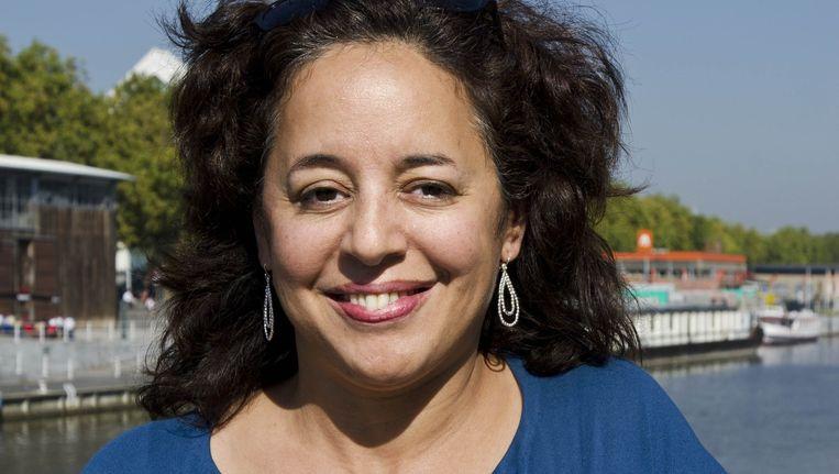 Yamila Idrissi. Beeld reporters