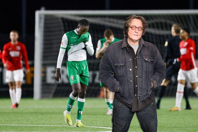 Kees Thies over het drama bij FC Dordrecht.