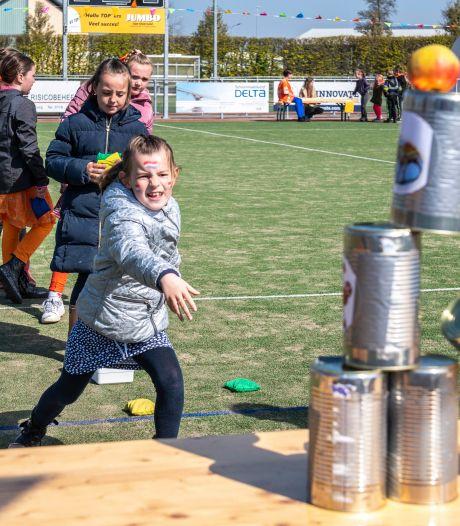 Kinder-Koningsdag in Arnemuiden en Domburg: 'Elke generatie kinderen moet Koningsdag kunnen meemaken'