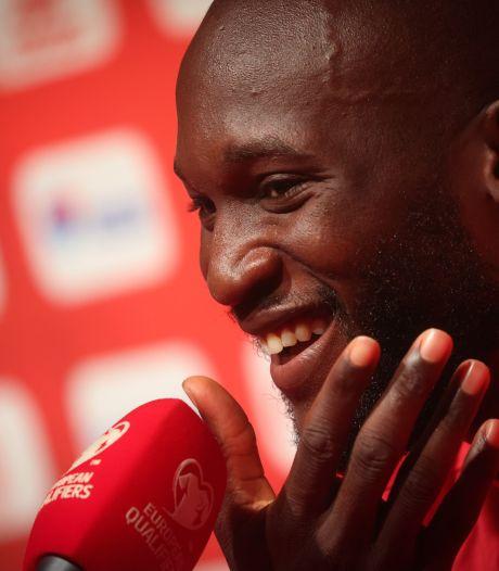 """Lukaku, """"icône du foot belge"""" va fêter sa 100e cap contre la Tchéquie"""