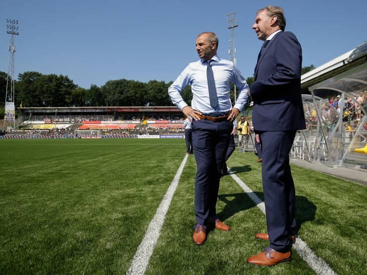 'Maurice Steijn past bij NAC, hij gaat het redden in Breda'