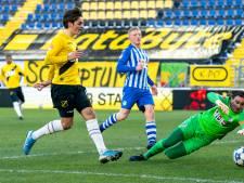 NAC en Jong AZ winnen in vervroegde duels in Keuken Kampioen Divisie