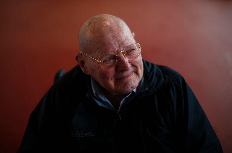Hij diende vier pausen en was 's werelds bekendste Latinist. Reginald Foster, een monnik, overleed op 81-jarige leeftijd aan de gevolgen van corona.  Beeld REUTERS