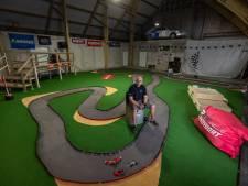 Bert (43) maakt circuit Zandvoort tot in de puntjes na in boerenschuur Espel: 'Mijn vrouw is er ook blij mee'