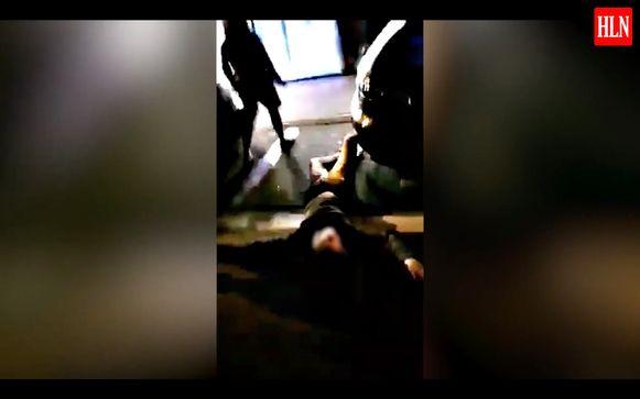 Enkele slachtoffers werden bewusteloos geslagen.