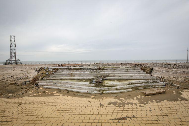 Zo ligt de site van het oude en toekomstige casino er nu bij
