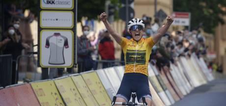 Brand verstevigt koppositie in Ronde van Thüringen na tweede etappewinst