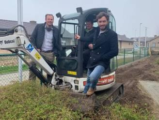Nieuwe tuin voor Huize Proventier