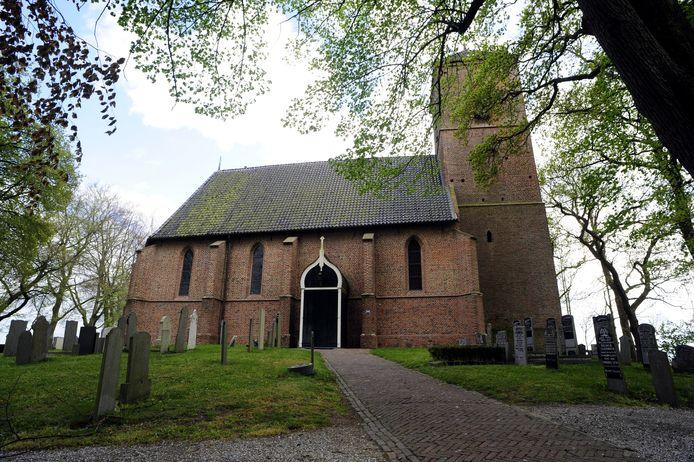 De hervormde kerk Kolderveen/Dinxterveen wordt qua bouwkundige schoonheid een van de best bewaarde geheimen in de regio genoemd.