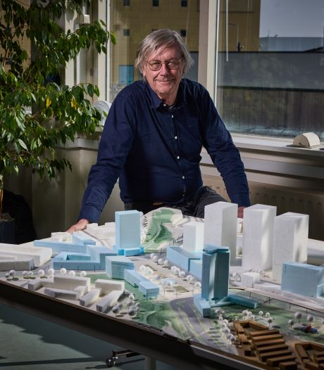 Deze architect wil van het troosteloze Marconiplein een Rotterdamse 'Place de la République' maken