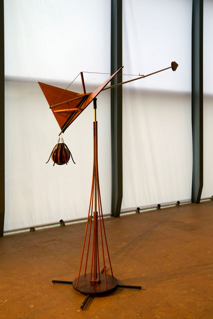 'Het vogeltje', 1982. Gerrit van Bakel.