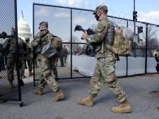 Nationale Garde beschermt Capitool VS nog tot eind mei