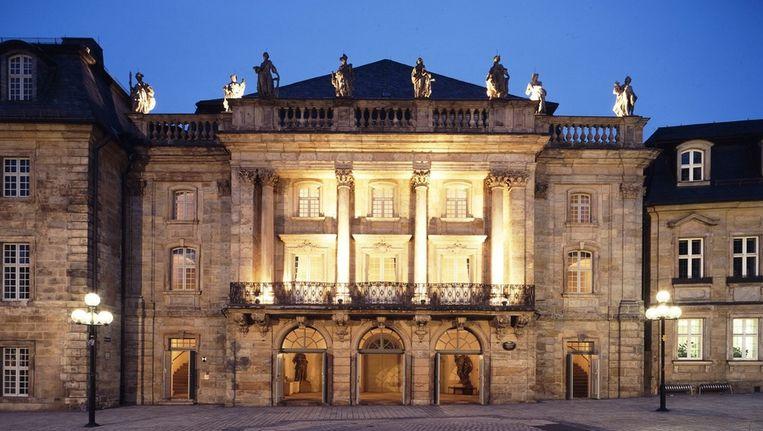 Het operahuis van Bayreuth. Beeld EPA