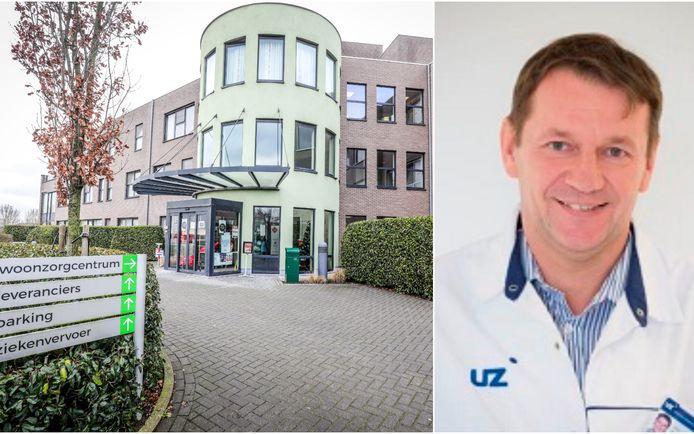 """""""We moeten zoveel mogelijk screenen zodat deze mensen in quarantaine kunnen gaan"""", waarschuwt professor Bruno Verhasselt, Diensthoofd Medische Microbiologie in het UZ Gent."""