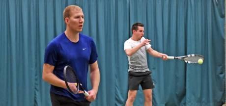 Jeroen Smet maakt minste fouten bij terugkeer van tennis in Koewacht