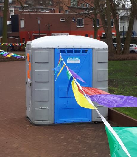 Na lange zoektocht: openbaar toilet in winkel in centrum Nijverdal