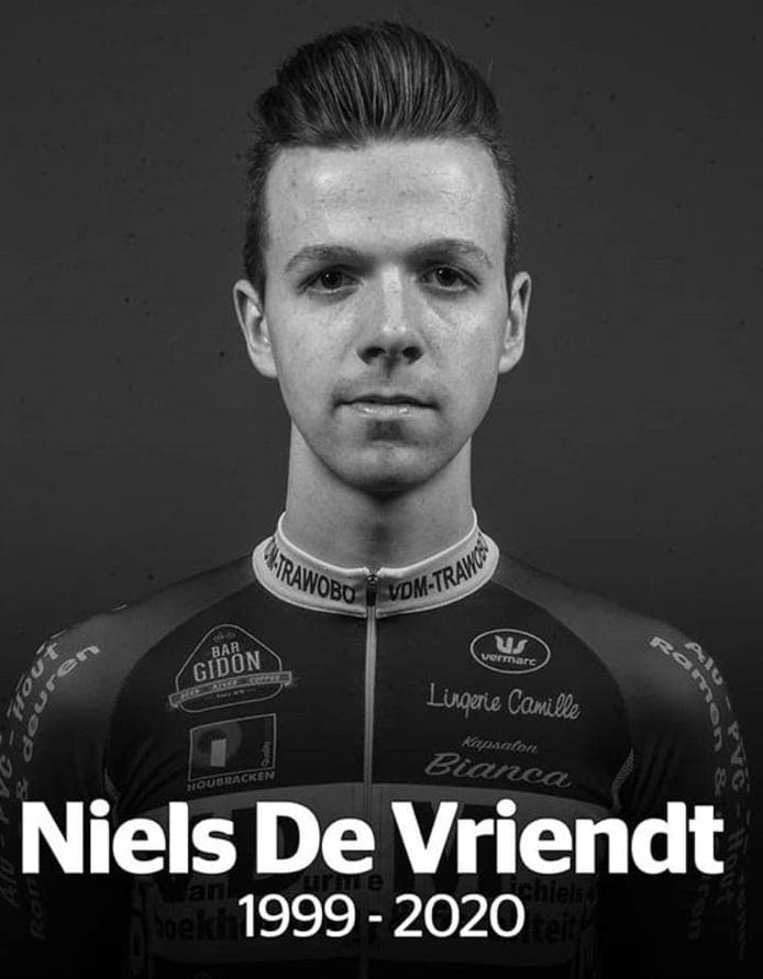 Niels De Vriendt 1999 - 2020.