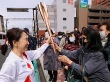 LIVE | Eerste coronabesmetting tijdens fakkelestafette olympische vlam