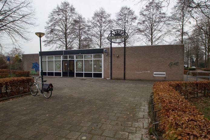 Gemeenschapshuis Braecklant in de Sonse wijk Gentiaan.