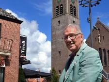 75 jaar bevrijding: torenpunt van kerk in Nispen kwam op zolder van Pierre terecht
