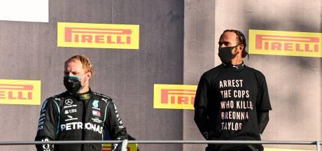La FIA pourrait ouvrir une enquête sur Lewis Hamilton pour avoir porté ce T-shirt