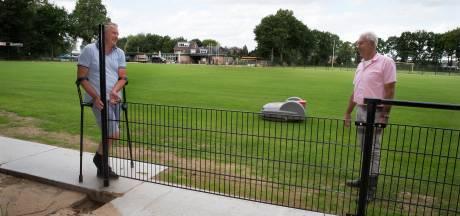 Sprinkhanen stoeit met toplaag van voetbalvelden: gemeente legt 20.000 euro bij