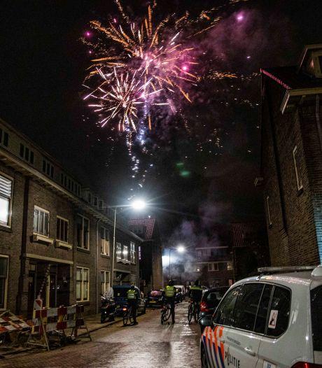 Opnieuw vier arrestaties om vuurwerk in Arnhemse wijk Geitenkamp