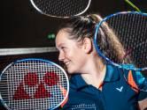 Clubhelden   Rinske Deriga: Fanatiek bij badminton, maar altijd met een lach