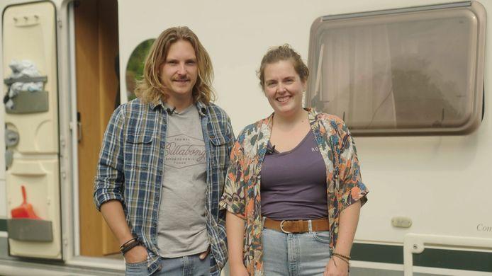 Documentaire 30 En Nooit Meer Werken met Niels en Janne-Sophie.