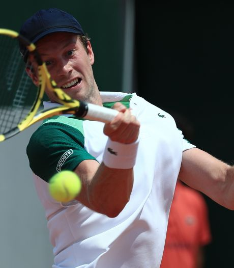 Van de Zandschulp als 'lucky loser' toch op Wimbledon, Thiem haakt geblesseerd af