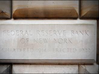 Federal Reserve verlaagt Amerikaanse groeiverwachting