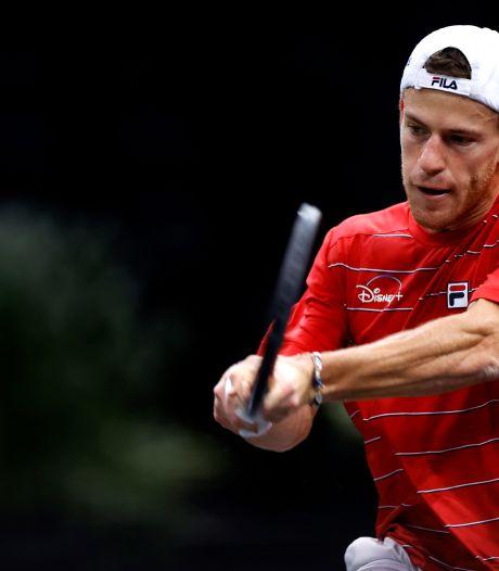 Diego Schwartzman dernier qualifié pour les Finales ATP