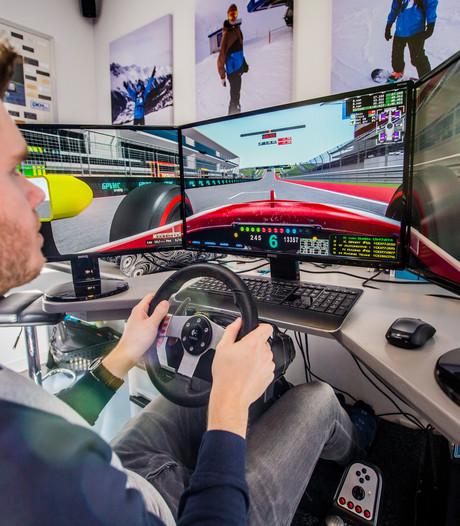 Lelystedeling Van Buren bij laatste twee Worlds Fastest Gamer