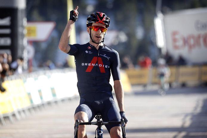 Déjà vainqueur à Valter 2000 il y a deux ans, Adam Yates a remis ça: il prend la tête du classement général du Tour de Catalogne.