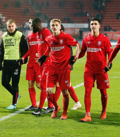 Magere zege FC Twente op Jong FC Utrecht bij rentree Assaidi
