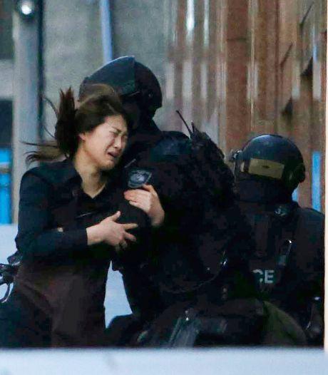 Politie Sydney in contact met gijzelnemer: 'Terreurdaad'
