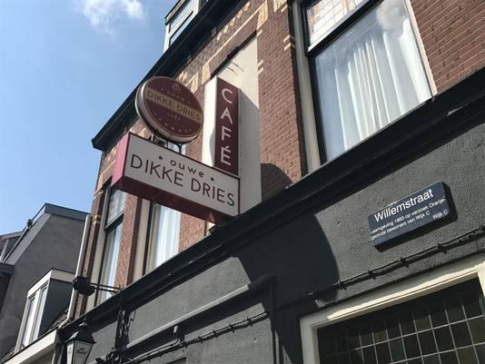 Café De Ouwe Dikke Dries in Wijk C.