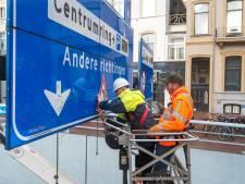 'Willemstunnel in Arnhem kan veiliger met lichtgevende strepen op wanden'